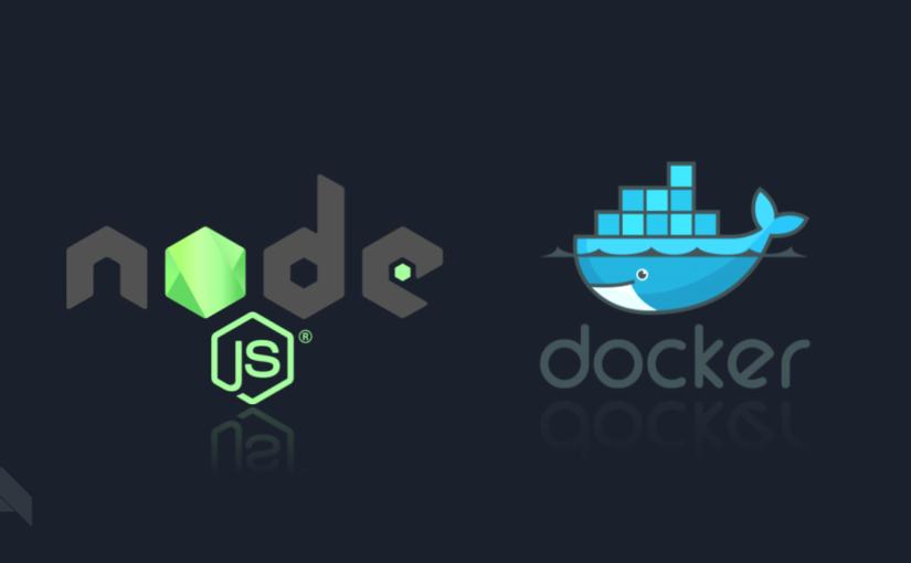 Node.js Server ve Docker